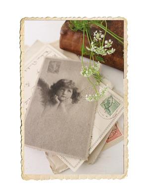 Vintage kort