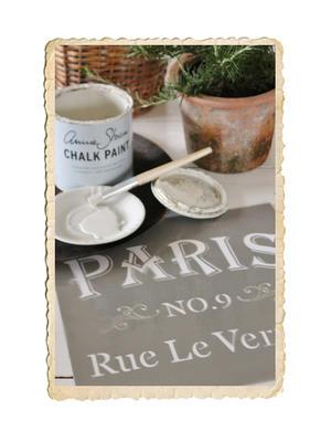 Schablon, gata i Paris